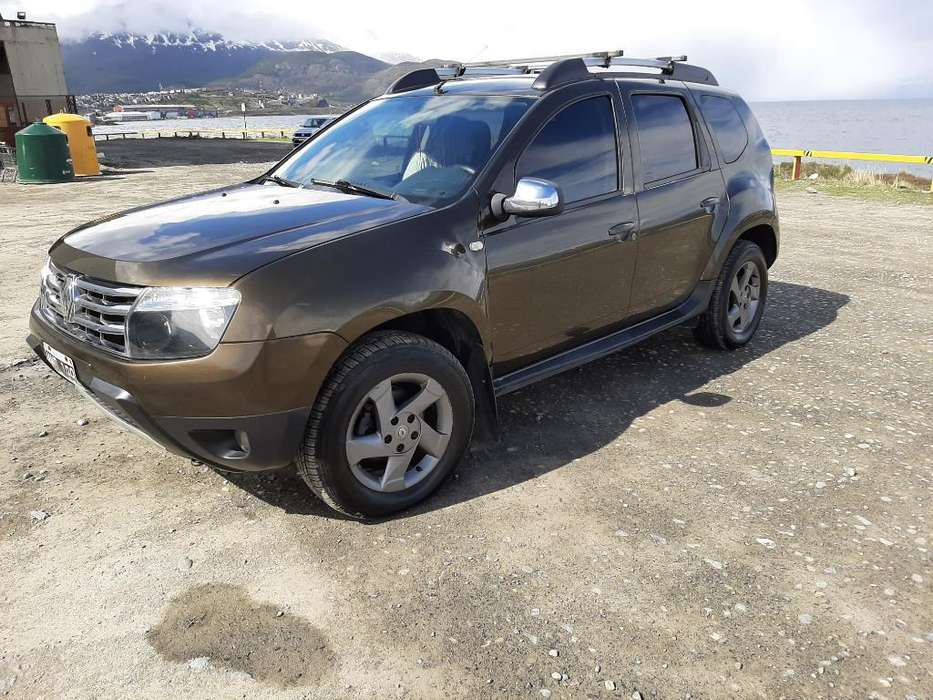 Renault Duster 2013 - 74000 km