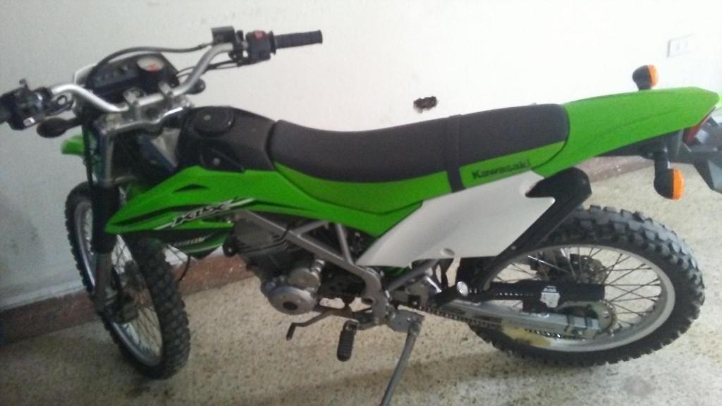 klx150l modelo 2016