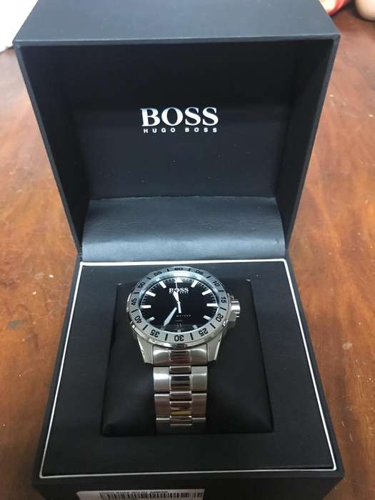Reloj Hugo Boss Original Nuevo