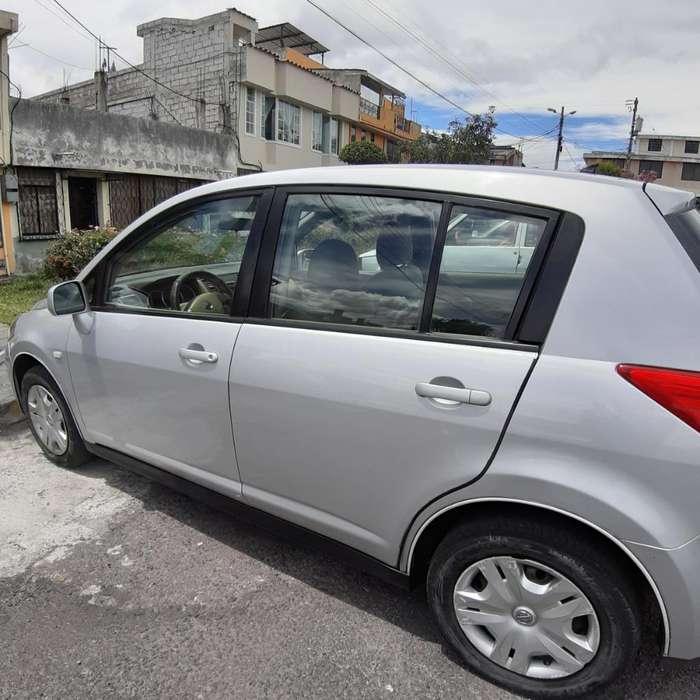 Nissan Tiida 2012 - 258000 km