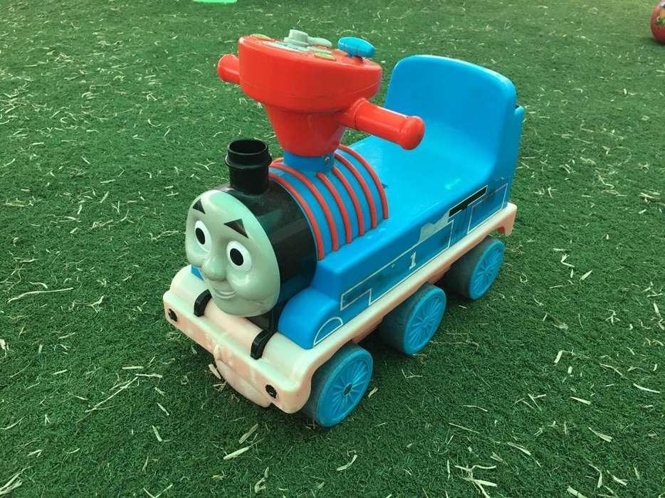Vendo Carrito de Tren Thomas