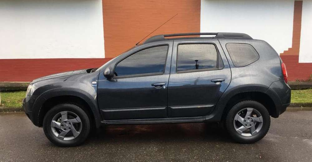 Renault Duster 2015 - 56071 km