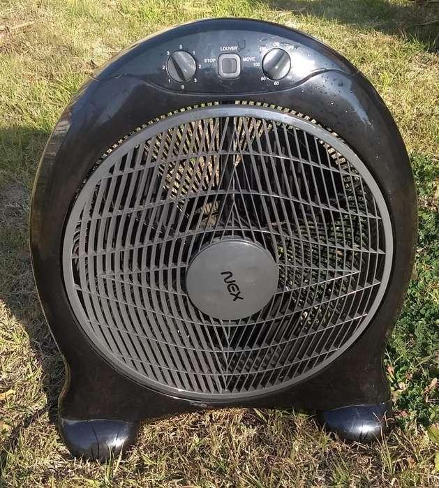 Turbo Ventilador Nex 40cm super silencioso.