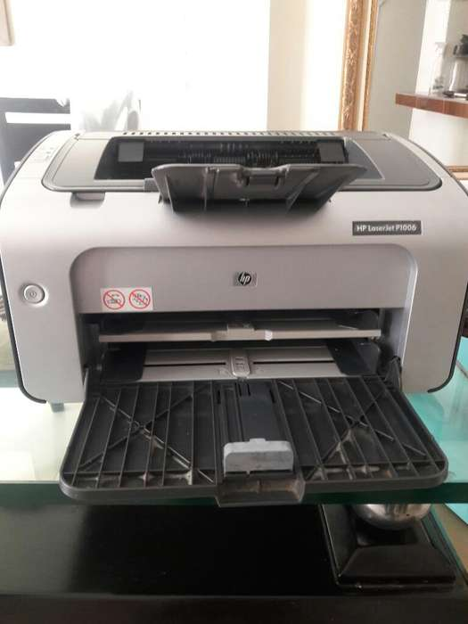 Impresora Laser Jet P1006