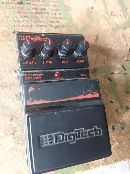 Pedal Guitarra Digitech Death Metal