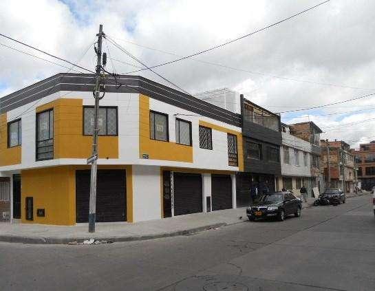 Excelente local medianero con baño en edificacion esquinera 57951