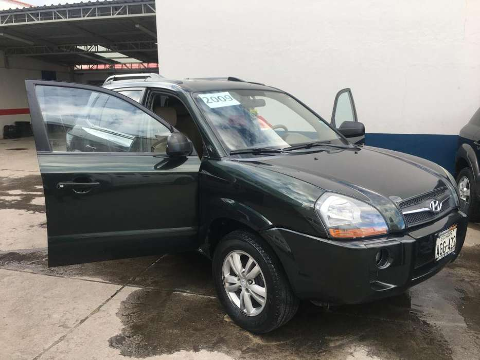 Hyundai Tucson 2009 - 110000 km