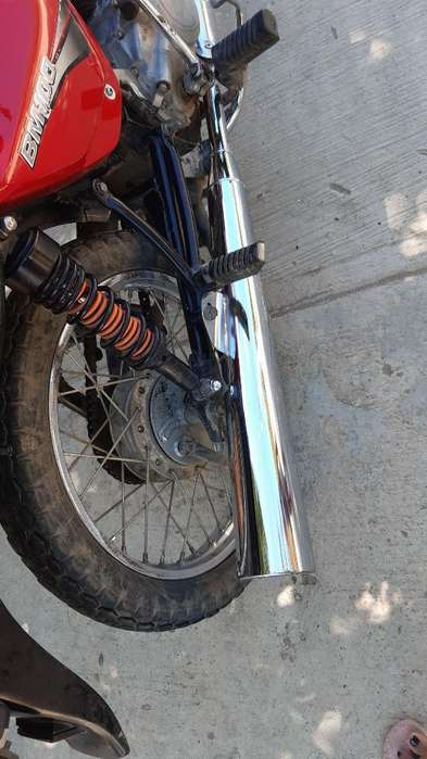 Se Vende Moto Boxer 2010