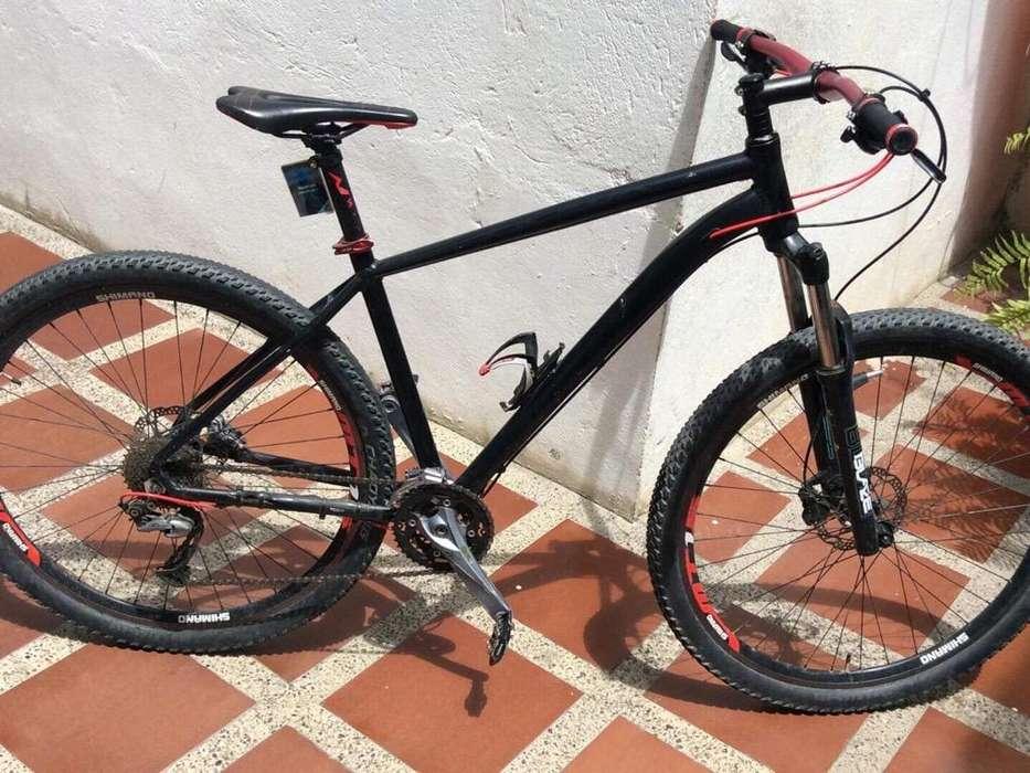 Bicicleta 29Er Gw Hawlk Talla L