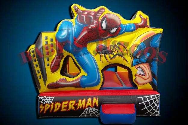 Inflable SpiderMan Babysjuegos