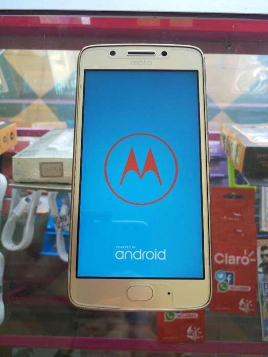 Se Vende Motorola Moto G5 en Buen Estado