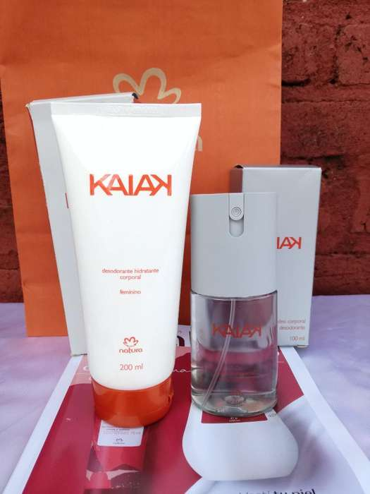Vendo Kit Kaiak Clásico para Mujer