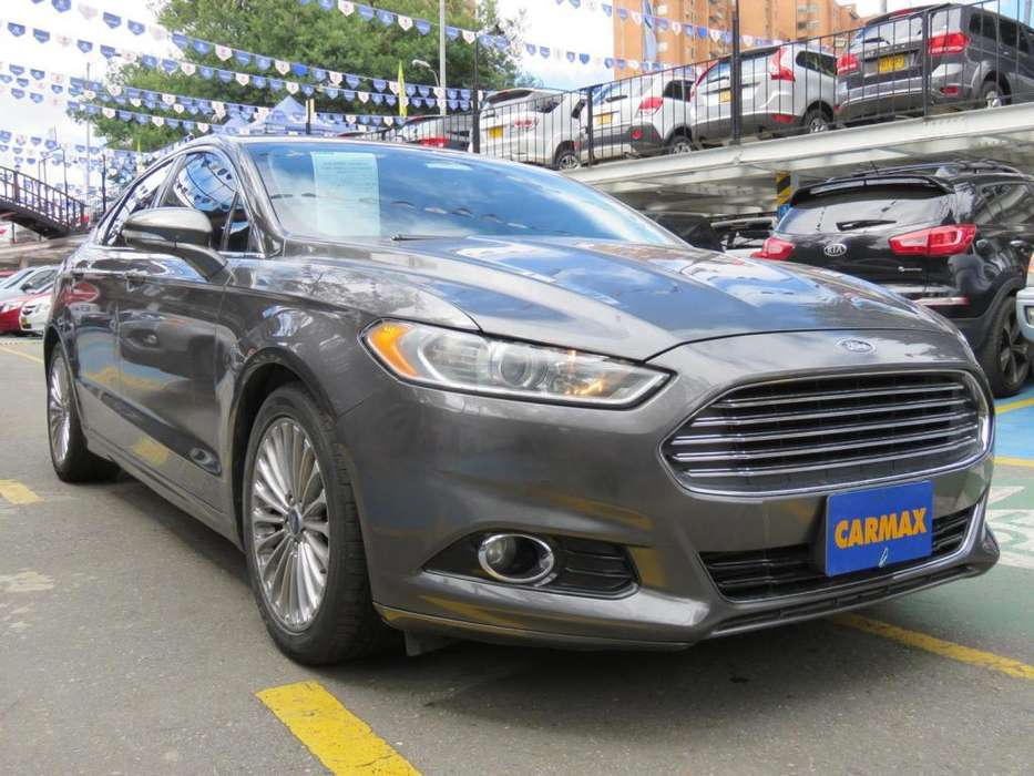Ford Fusion 2015 - 34879 km