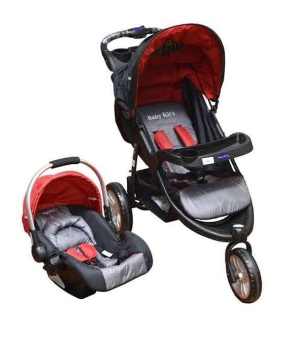 Coche Baby Kits Asiento Bebe