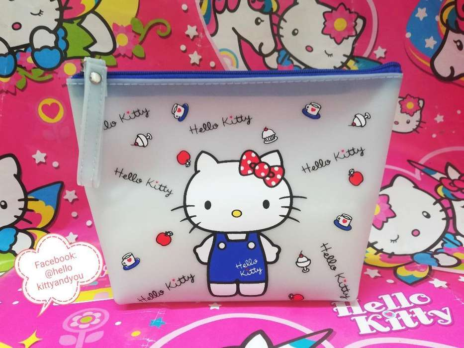 Neceser Hello Kitty 2019