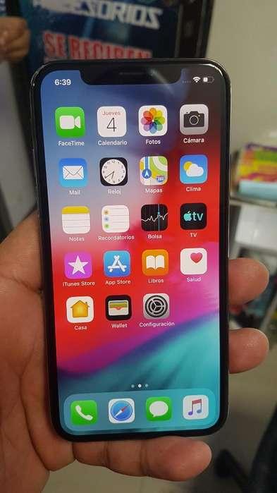 iPhone X de 256g