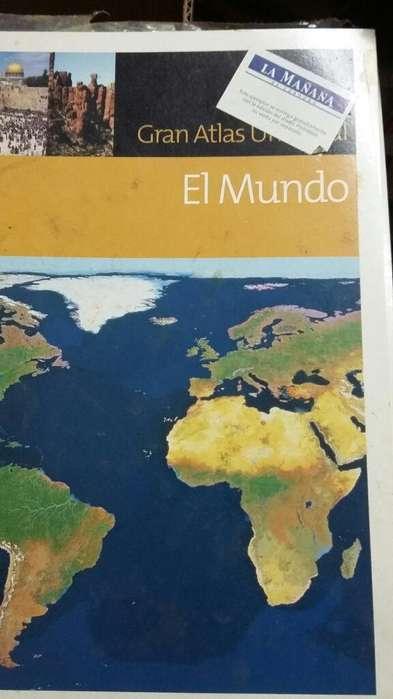 Enciclopedia Atlas Universal Leer Descri