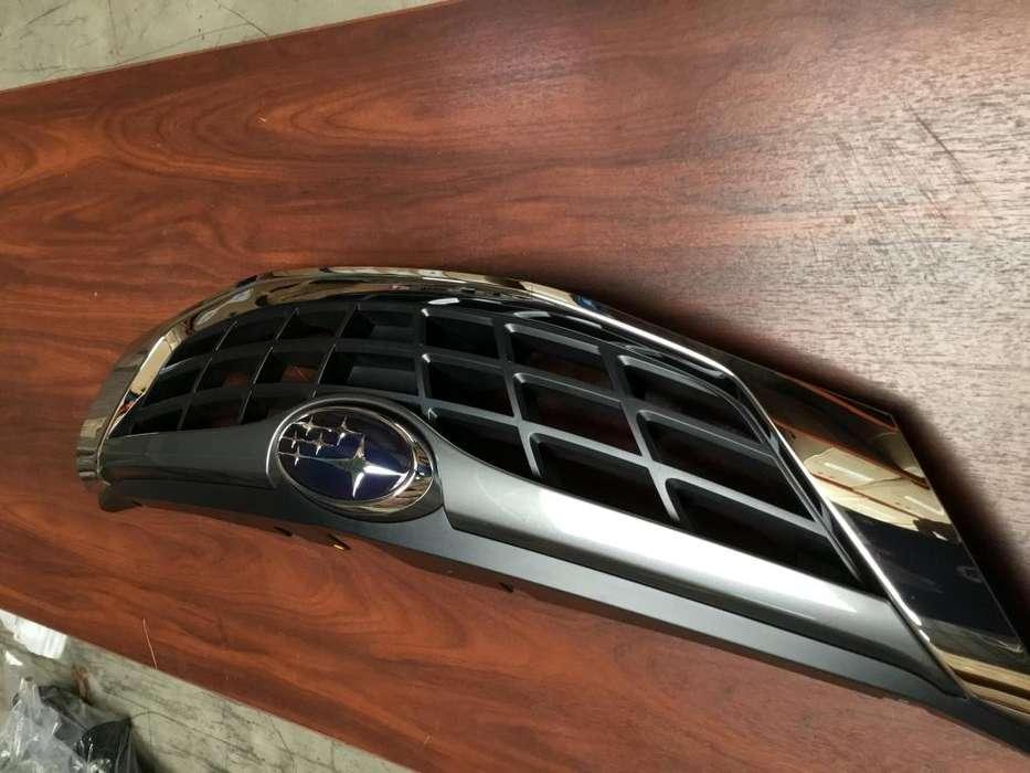 Máscara Delantera Subaru Impreza Turbo (2008-2011)