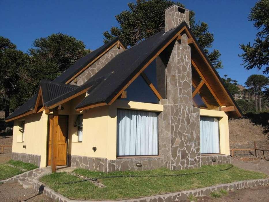 lu06 - Cabaña para 2 a 5 personas en Caviahue