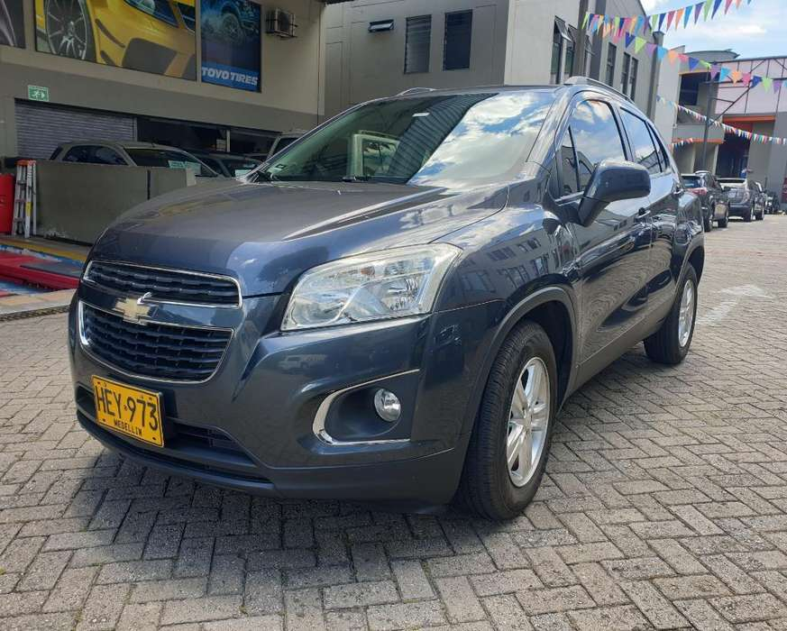 Chevrolet Tracker 2014 - 56700 km