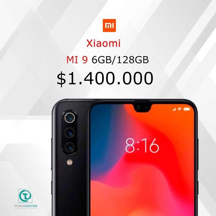 Xiaomi Mi 9 6GB/128GB, TIENDA FÍSICA, triple camara, nuevo, sellado, Garantía.