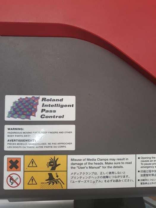 Plotter Sublimacion, Roland RF-640 Versaexpres