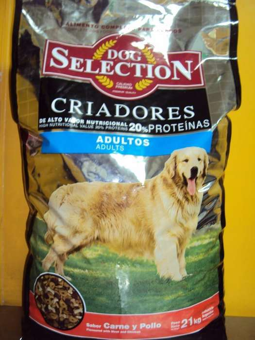Alimento para Perros Dog Selection