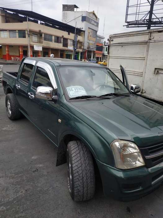 Chevrolet D-Max 2006 - 180000 km