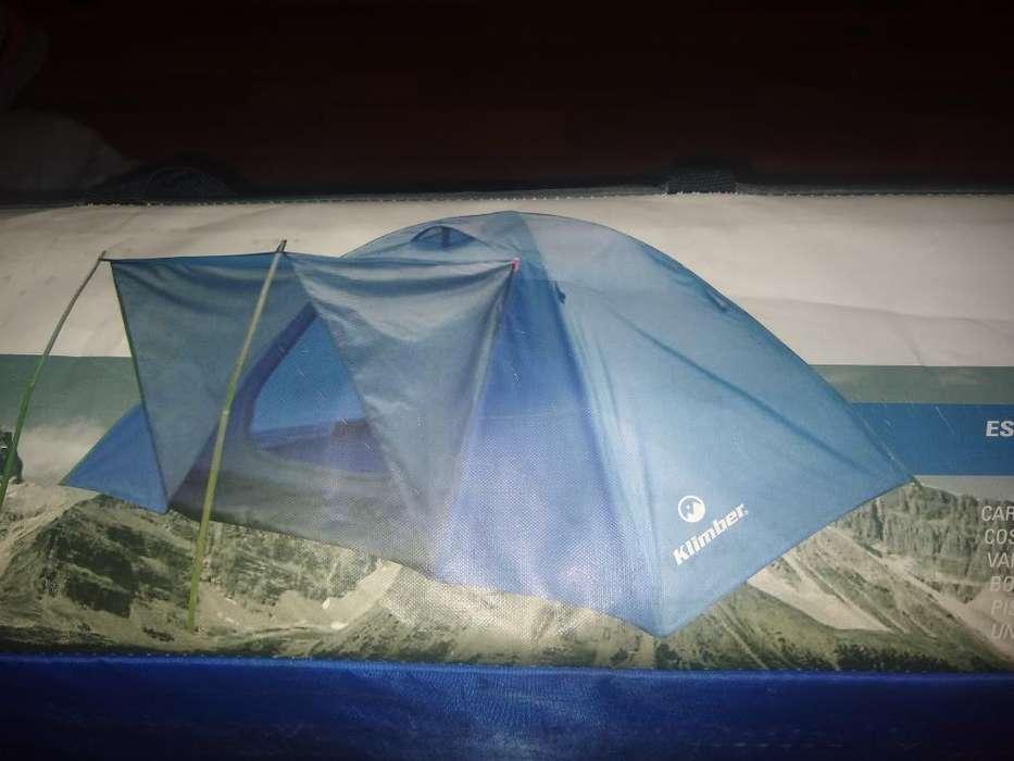 Carpa <strong>camping</strong>