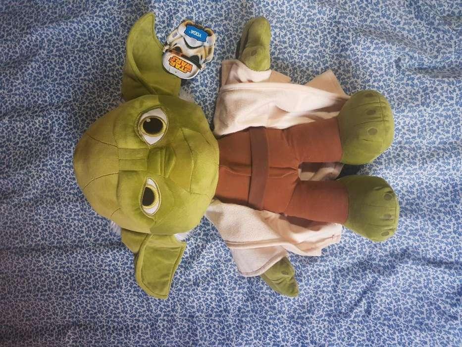 Peluche Yoda Original