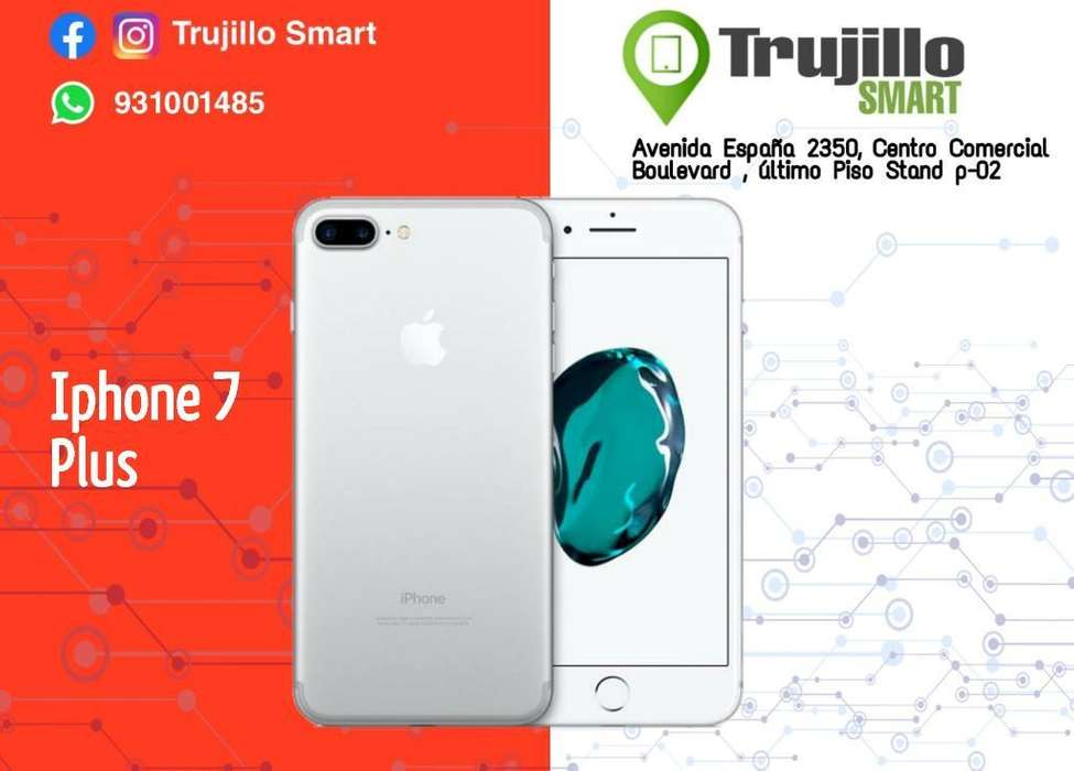 iPhone 7 Plus 32 Gb Caja Sellada