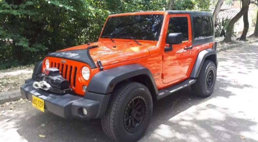 <strong>jeep</strong> Wrangler 2015 - 59800 km