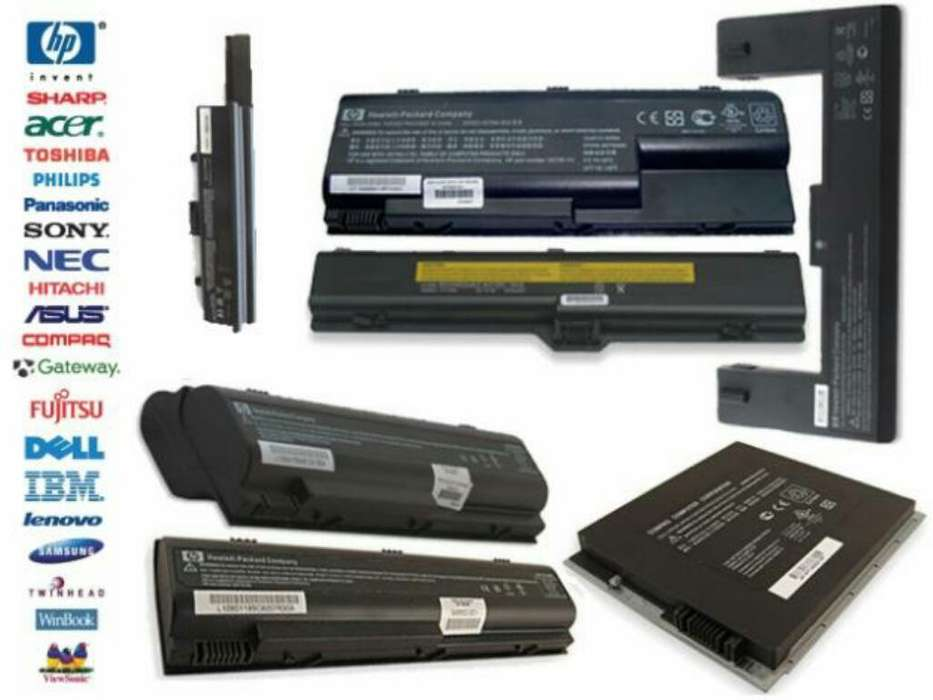 Baterias para Laptop Todas Las Marcas