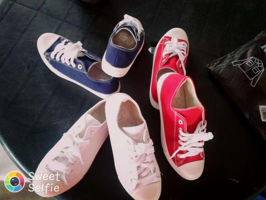 zapatos unicex