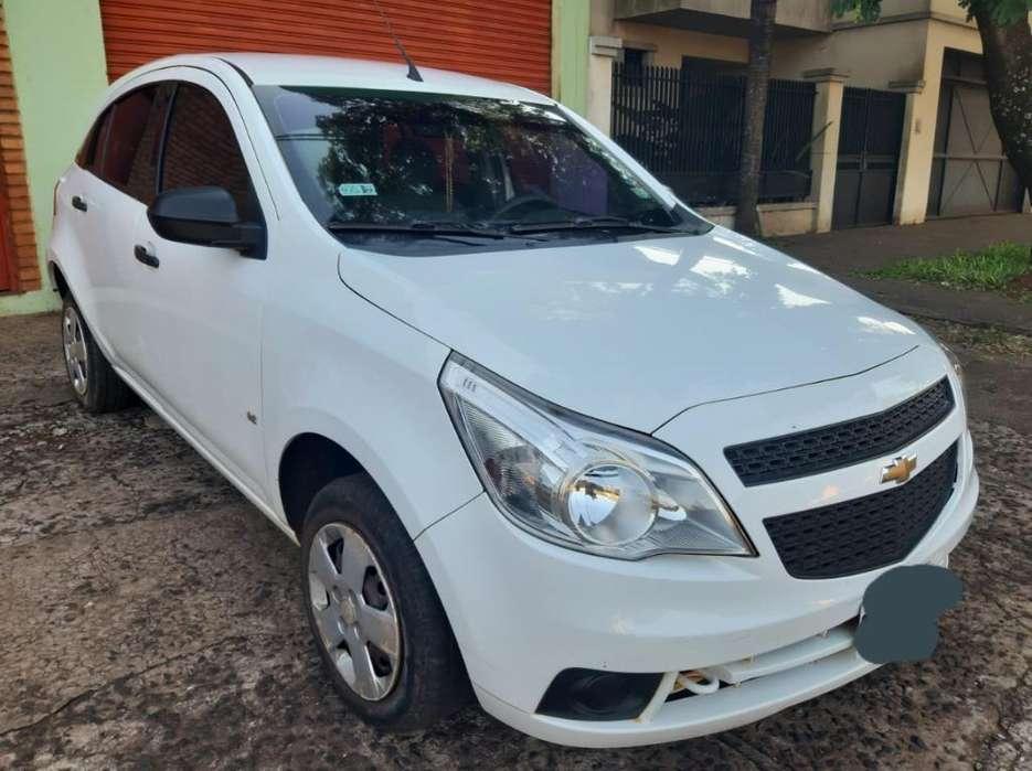 Chevrolet Agile 2011 - 80000 km