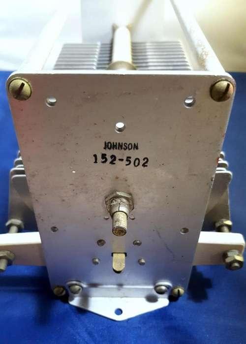 Bigger Johnson High Power Variable Tuning Capacitor Condenser 152502