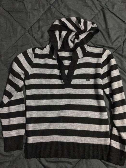Buzo/Sweater con Capucha