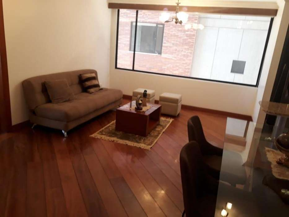 Rento suite 65mts2, amoblada, sector Republica del Salvador