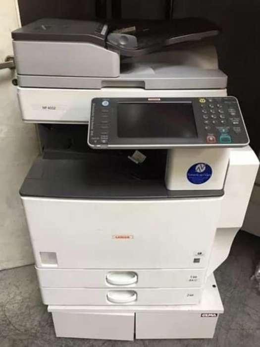 Fotocopiadora Multifuncional Ricoh 4002
