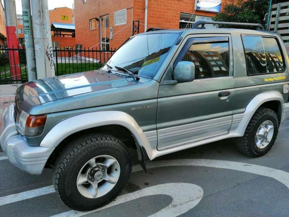 <strong>mitsubishi</strong> Montero 1995 - 220000 km