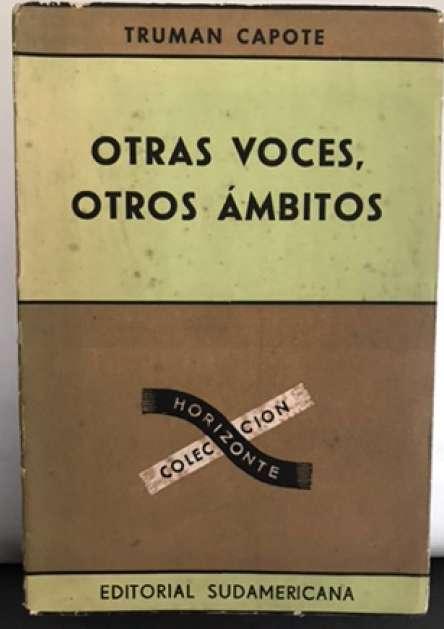 Libro Otras voces, otros ámbitos.