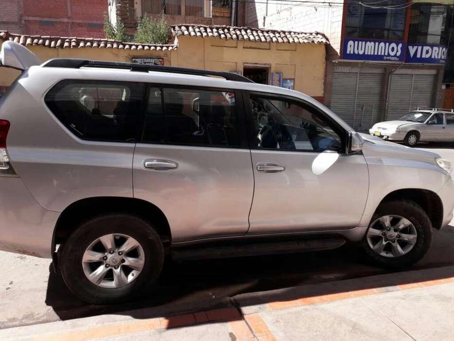 Toyota Land Cruiser Prado 2010 - 80000 km