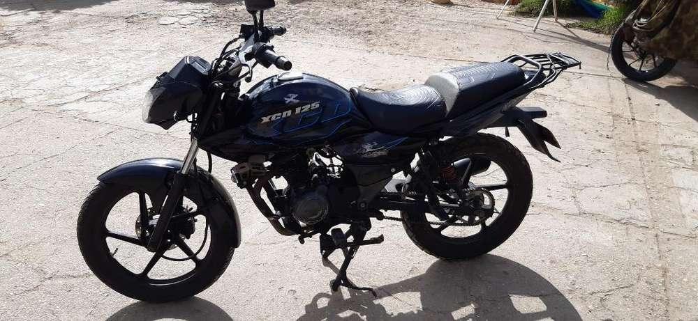 Moto Xcd 125