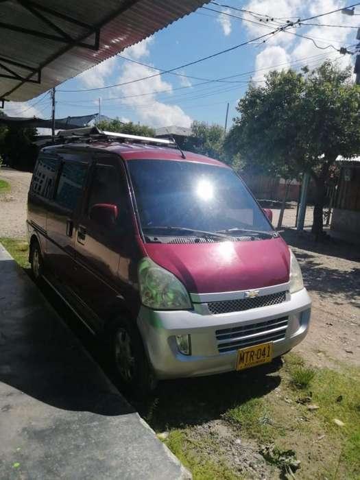 Chevrolet Van N300 2013