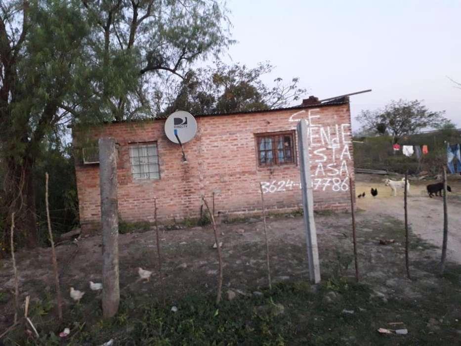 Se Vende Casa con Terreno de 10 X40