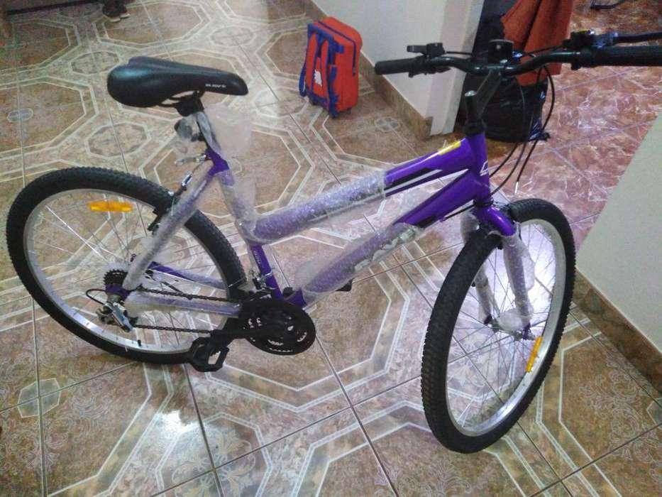 Bicicleta Rave Aro 26