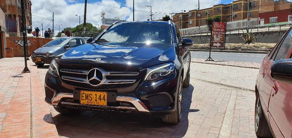 <strong>mercedes</strong>-Benz Clase GLC 2018 - 15000 km