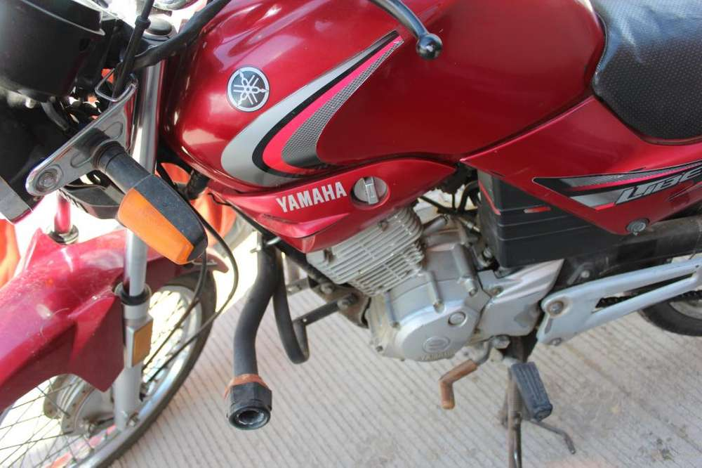 moto <strong>yamaha</strong> libero 125