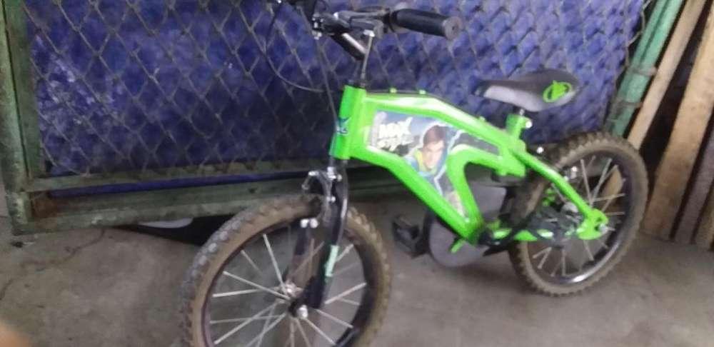 Bicicleta Importada Niños