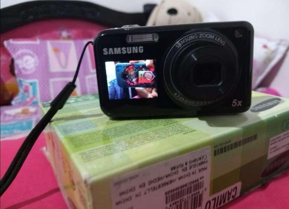 Cámara Samsung Pl 120
